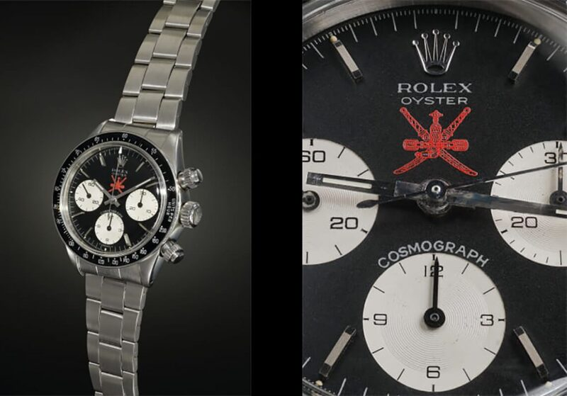 Khanjar And Qaboos Rolexes: Are They The Vintage Watch Industry's Blood Diamonds? (Updated With New Information) | Quill & Pad
