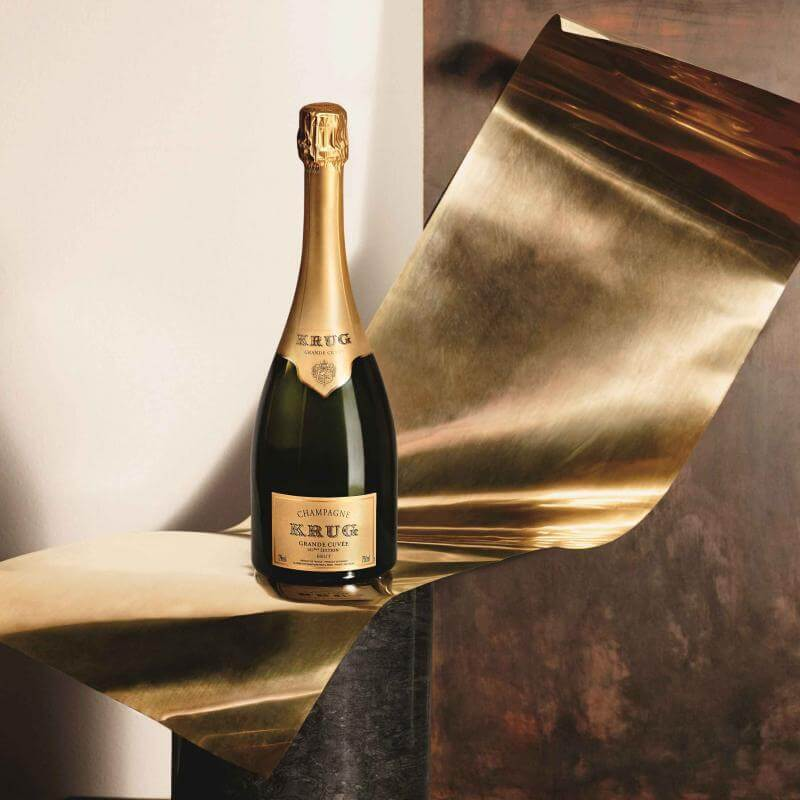 """Krug Champagne: A Story Of Krugists Earning Five Cases Per Year Every Year For The Rest Of One's Life And Wine Tasting Like """". . . Angels Have Descended From Heaven"""" - Reprise   Quill & Pad"""