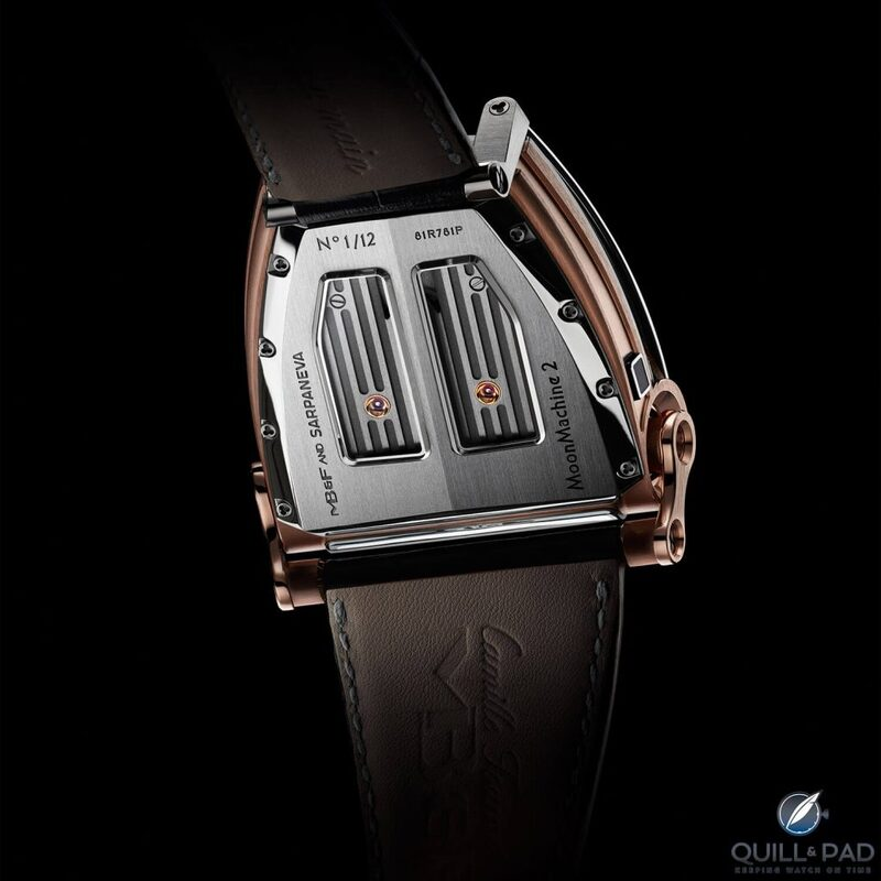 MB&F MoonMachine 2 And The Proverbial Wolf Moon   Quill & Pad