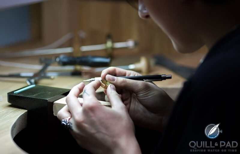 Meet The Struthers: English Watchmaking The Old-Fashioned Way . . . Sort Of - Reprise | Quill & Pad