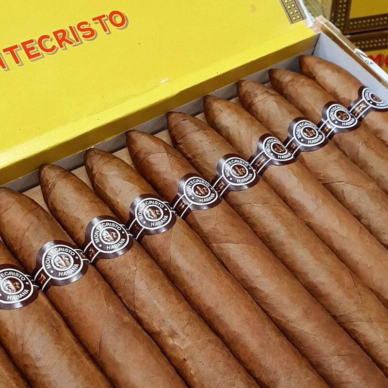 Montecristo No. 2 Cigars And A Darker Experience Down An Unmarked, Deserted, Cuban Dirt Track Just Outside Havana   Quill & Pad