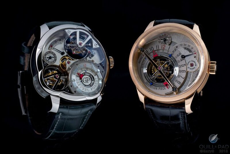 Mothers Of Invention: Behind The Lens With Invention Pieces 1 And 2 By Greubel Forsey - Reprise   Quill & Pad