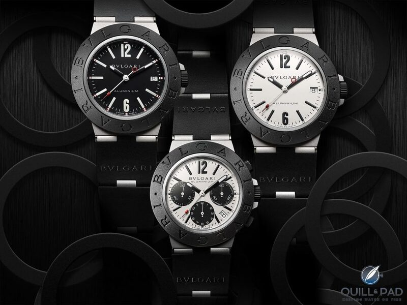 New Bulgari Aluminium Watches For 2020: The Past As A Roadmap To The Future | Quill & Pad
