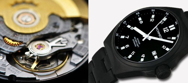 New Things at Steinhart and Archimede