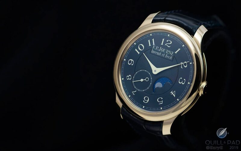 No Secret: The Journe Society Chronometer From F.P. Journe   Quill & Pad
