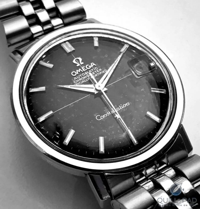 Omega Constellation Manhattan: An Overlooked Masterpiece Of Design | Quill & Pad