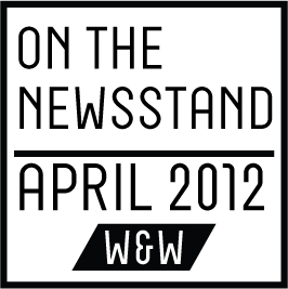 On The Newsstand: April 2012