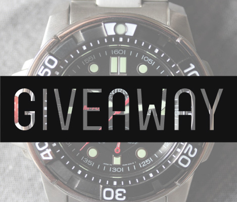 Orient M-Force Beast Giveaway! CLOSED