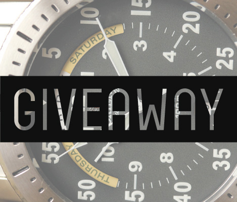Orient Sparta Giveaway CLOSED!