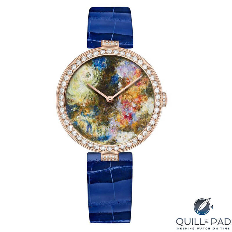 Our Predictions In The Artistic Crafts Category Of The 2018 Grand Prix d'Horlogerie De Genève And Our Panel Is Divided (Again!) | Quill & Pad
