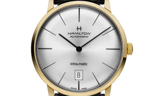 Pairs Well With: Hamilton Intra-Matic