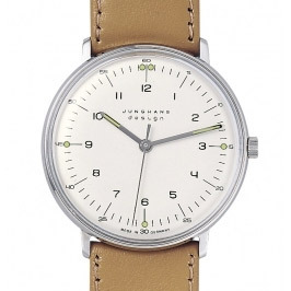 Pairs Well With: Max Bill by Junghans
