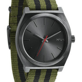 Pairs Well With: Nixon Time Teller