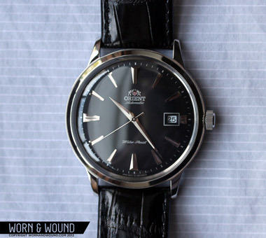 Pairs Well With: Orient Bambino