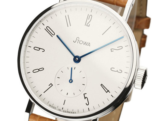 Pairs Well With: Stowa Antea Small Seconds