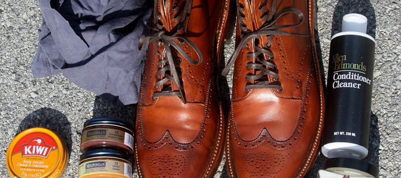 Patina on Your Feet: Shoes and Patina