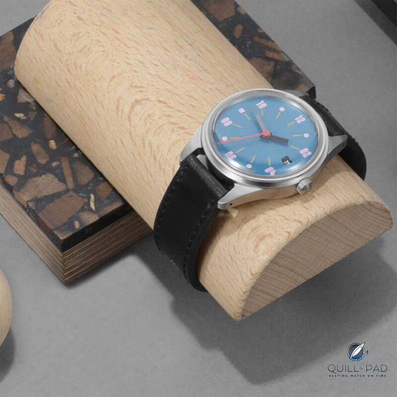 Paulin Watches Neo: Affordable Automatic Wristwatches With Serious Design Chops Made In Scotland   Quill & Pad