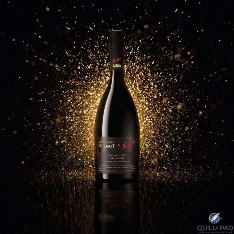 Penfolds' New Champagne: The First Australian Genuine French Champagne | Quill & Pad