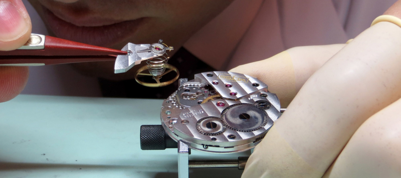 Profile: Cameron Weiss, Weiss Watch Company