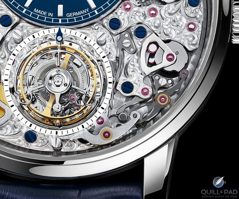 Q: Who Was Alfred Helwig? A: Inventor Of The Flying Tourbillon | Quill & Pad