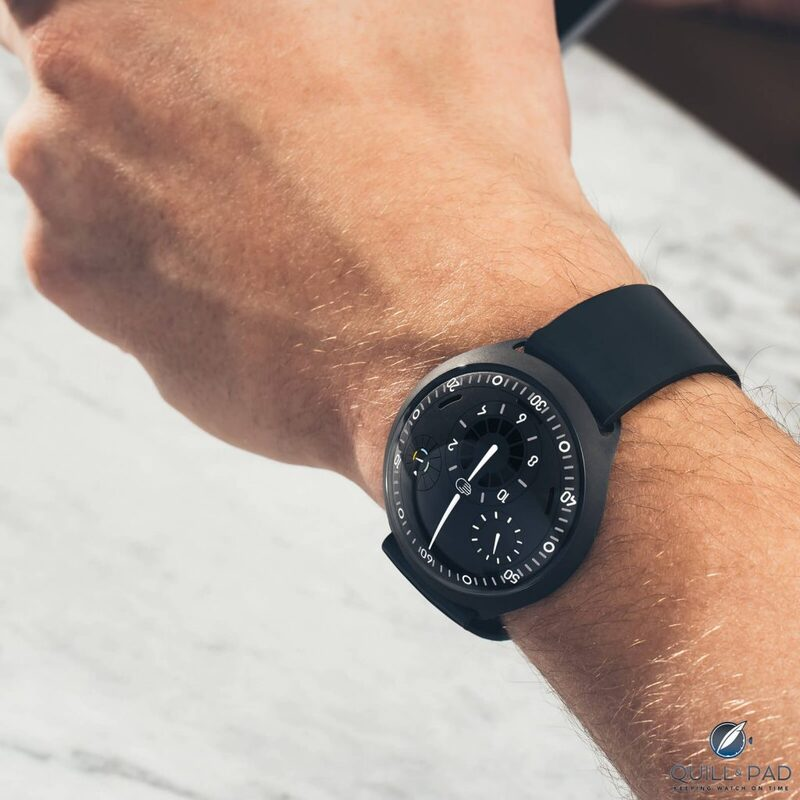 Ressence Type 2A/2G: Is This Electronic-Mechanical Hybrid Timepiece The Future Of Mechanical Watchmaking? | Quill & Pad