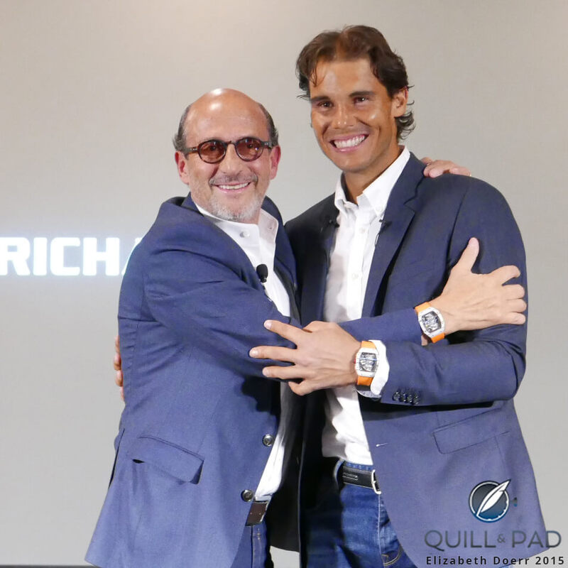 Richard Mille RM 27-02 For Rafael Nadal: The Quintessential Sports Tourbillon - Reprise | Quill & Pad