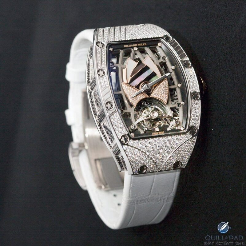 Richard Mille RM 71-01 Tourbillon Talisman: A Triumph Of Minds, Materials, And Masterful Watchmaking   Quill & Pad
