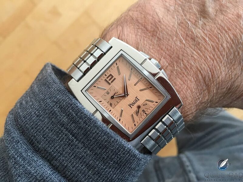 Serving Up Salmon: Watches With Sublime Salmon-Colored Dials And Why They Remain Rare - Reprise   Quill & Pad