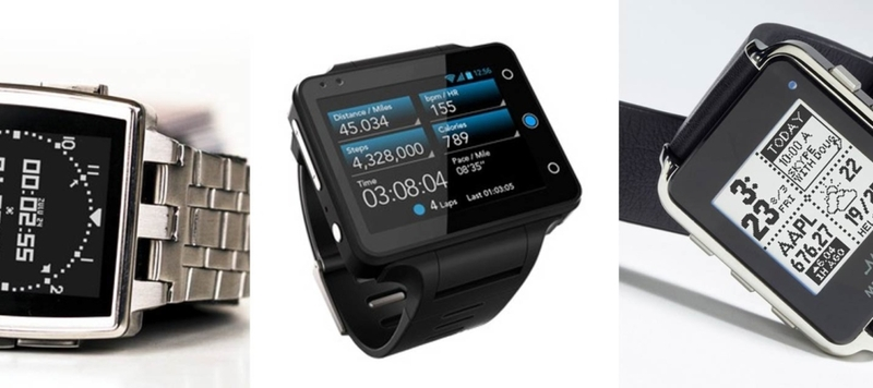Smartwatches from CES 2014