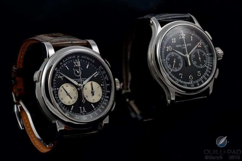 Split Decision: Patek Philippe Reference 5370P vs. A. Lange & Söhne Double Split, An Owner's Perspective – Reprise | Quill & Pad