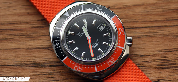 Squale 101 Atmos Ref 2002A Review