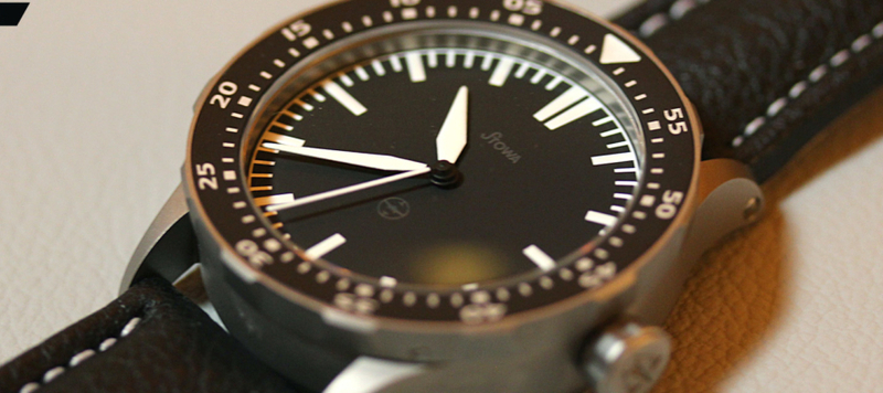 Stowa Introduces the Flieger TO1 and New Manual-Wind Chrono Options