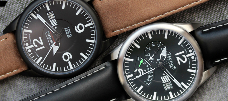 Techne Harrier Ref 392 and 363 Review