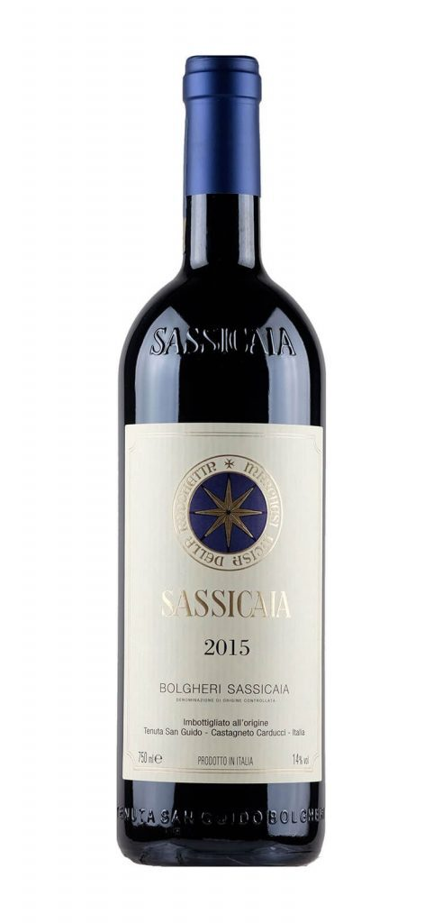 Tenuta San Guido Sassicaia 2015 Rates 97/100: But How Does It Compare With The 1985 Vintage, One Of The Greatest Wines Of The Last Century? | Quill & Pad