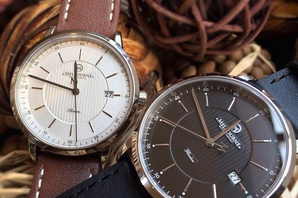 The Flinders Automatic by Melbourne Watch Company