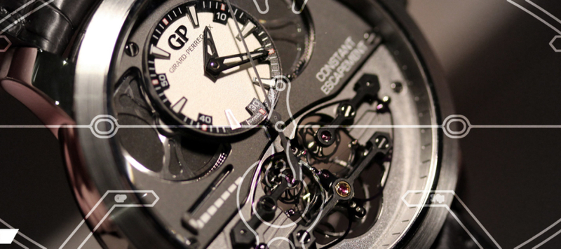 The Girard-Perregaux Constant Escapement: Watch Lust at BaselWorld 2013