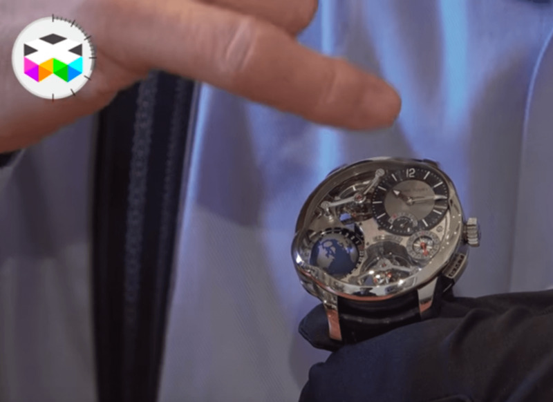 The Greubel Forsey GMT Quadruple Tourbillon Explained: A Deep Dive With Stephen Forsey (Video) | Quill & Pad