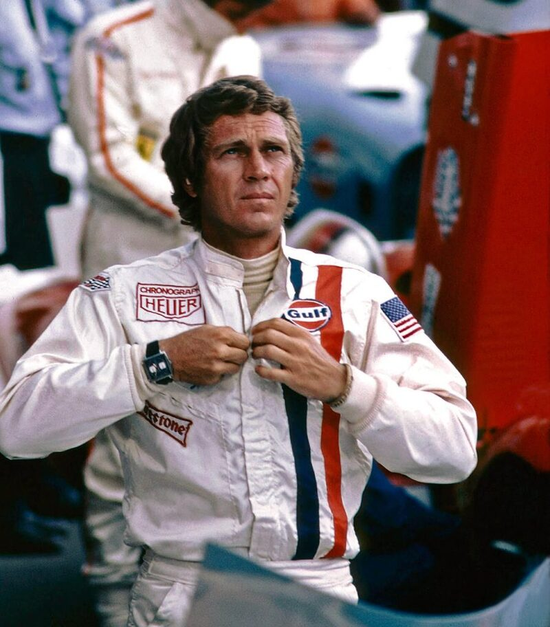 The Real Story Behind Steve McQueen's Heuer Monaco: Exclusive Interview With 'Le Mans' Property Master Don Nunley - Reprise | Quill & Pad