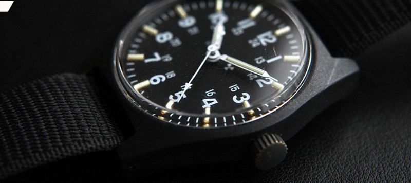 Time Spec: A Primer on Military Watches