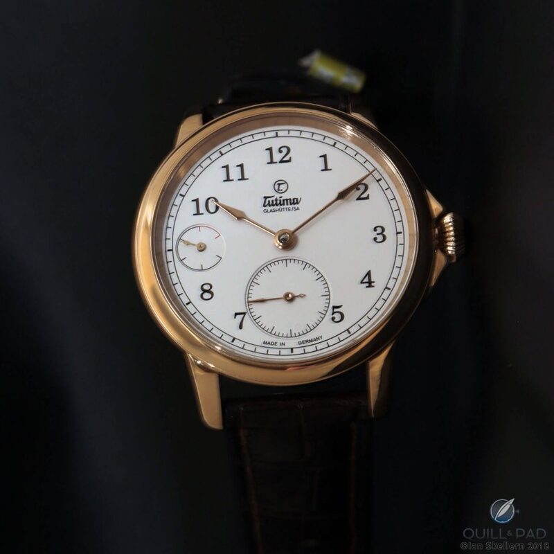 Tutima Patria Power Reserve: Pure Glashütte Elegance Powered By A Manufacture Movement   Quill & Pad