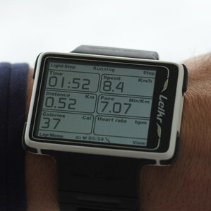 Watches and Technology from CES 2013