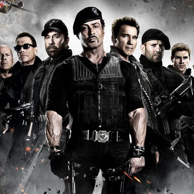 Watches on the Screen: The Expendables
