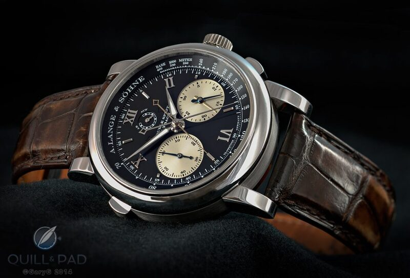 Why I Bought It: A. Lange & Söhne Double Split - Reprise | Quill & Pad