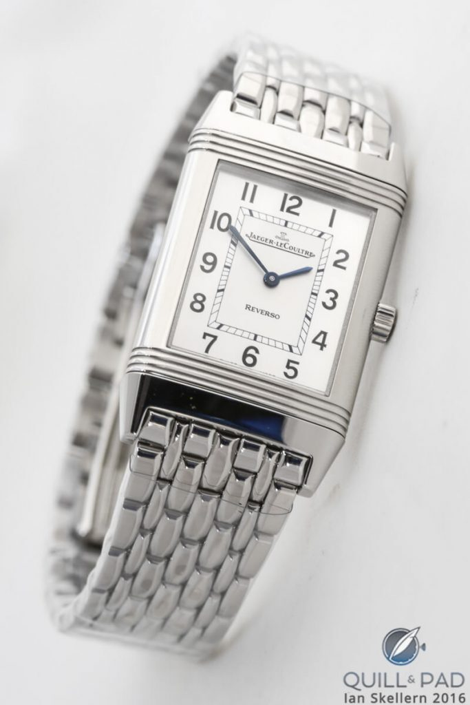 Why I Bought It (For My Wife): An Engraved Jaeger-LeCoultre Reverso Classique - Reprise | Quill & Pad