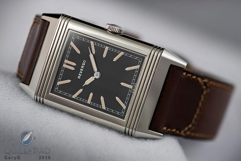 Why I Bought It: Jaeger-LeCoultre Tribute To Reverso 1931 - Reprise   Quill & Pad