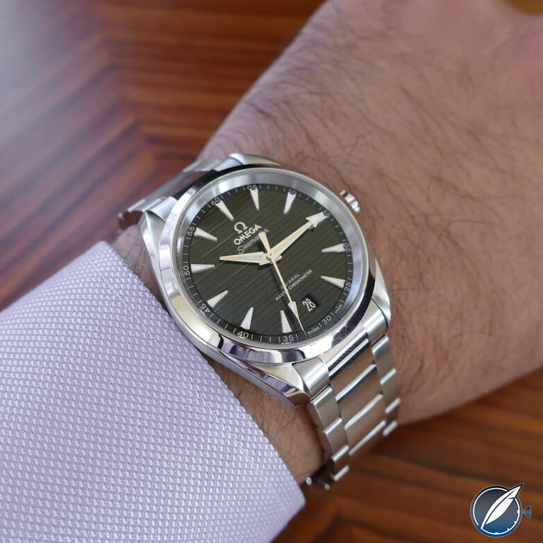 Why I Bought It: Omega Seamaster Aqua Terra 150M - Reprise | Quill & Pad