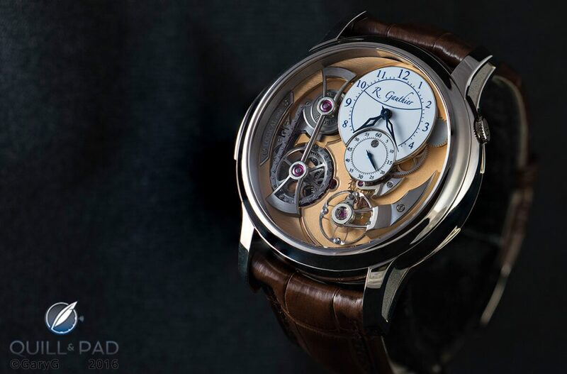 Why I Bought It: Romain Gauthier Logical One - Reprise | Quill & Pad