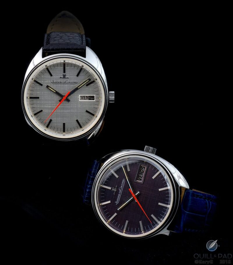 Why I Bought It: Two 'Unsalable' Jaeger-LeCoultre Caliber 906 Prototypes - Reprise | Quill & Pad