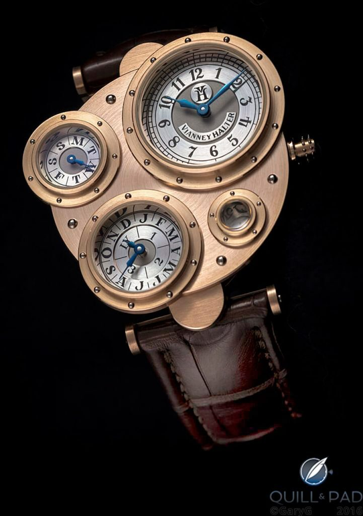 Why I Bought It: Vianney Halter Antiqua - Reprise | Quill & Pad