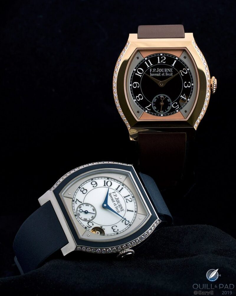 Why I Gave It: A Pair Of Élégantes By F.P. Journe | Quill & Pad